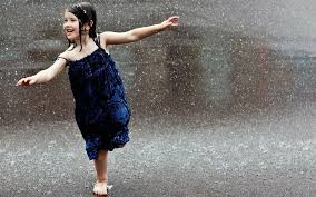 Balancing in the Rain