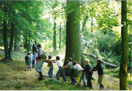 Sharing Nature with kids-Devon-England 001